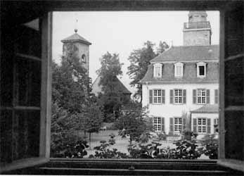 Fenster im Kavalierhaus